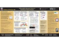 HFES fellows profile poster Weinger